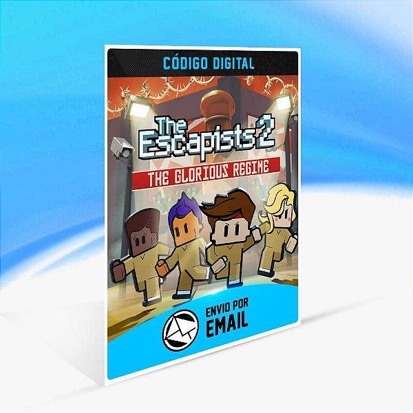 The Escapists 2 - Glorious Regime Prison ORIGIN - PC KEY