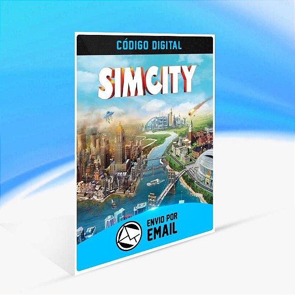 SimCity: Edição Standard ORIGIN - PC KEY