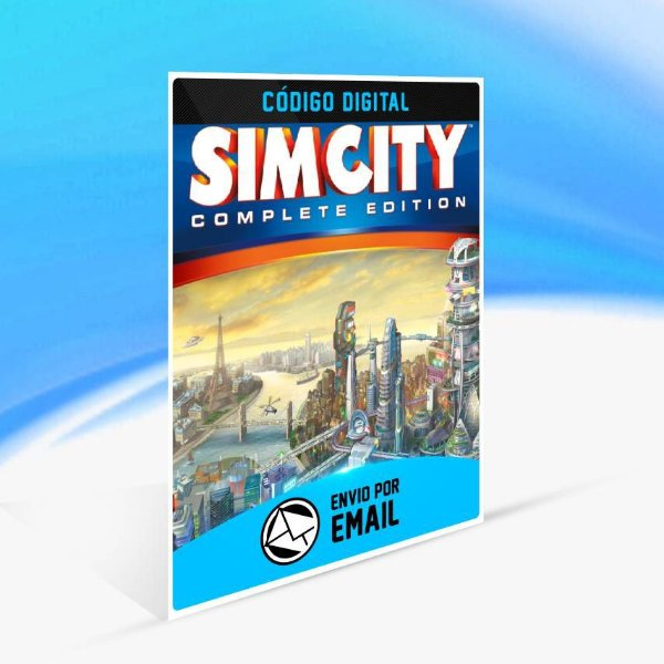 SimCity: Edição Completa ORIGIN - PC KEY