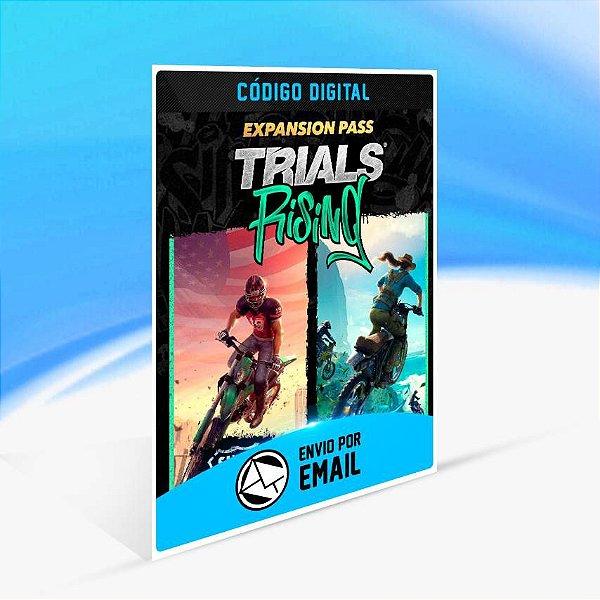 Trials Rising - Expansion Pass ORIGIN - PC KEY