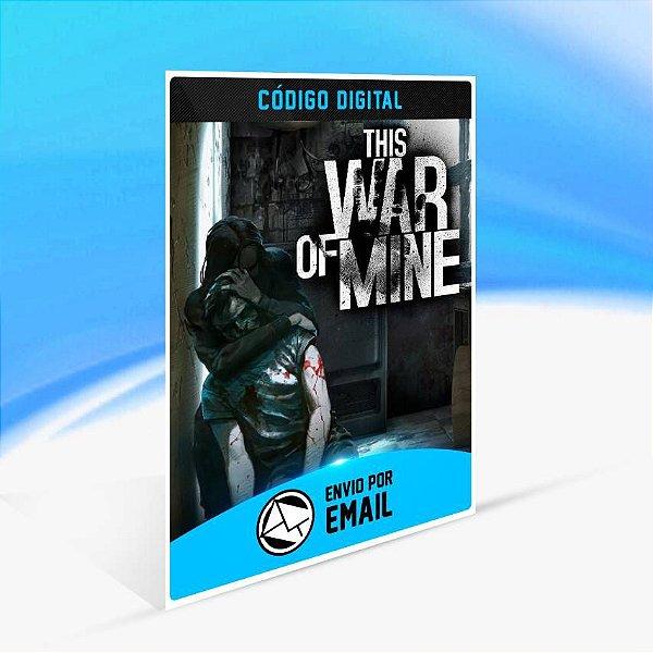 This War of Mine ORIGIN - PC KEY