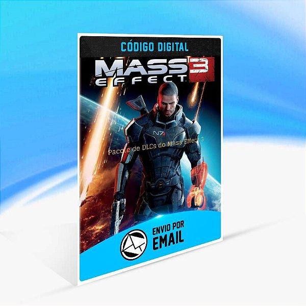 Pacote de DLCs do Mass Effect 3 ORIGIN - PC KEY