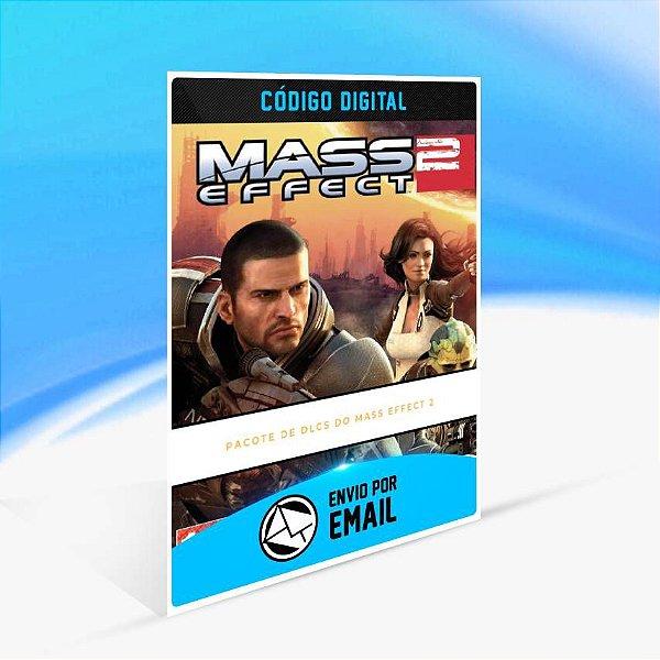 Pacote de DLCs do Mass Effect 2 ORIGIN - PC KEY