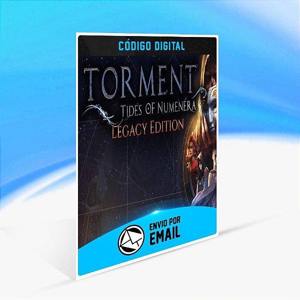 Torment: Tides of Numenera Legacy Edition ORIGIN - PC KEY