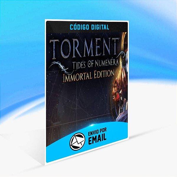 Torment: Tides of Numenera Immortal Edition ORIGIN - PC KEY