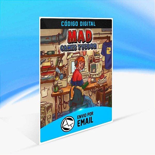 Mad Games Tycoon ORIGIN - PC KEY