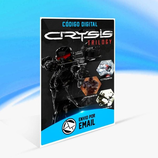 Trilogia Crysis ORIGIN - PC KEY