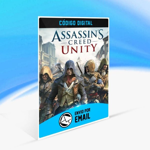 Assassin's Creed Unity ORIGIN - PC KEY