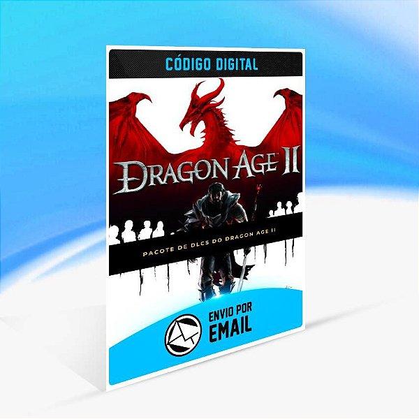 Pacote de DLCs do Dragon Age II ORIGIN - PC KEY