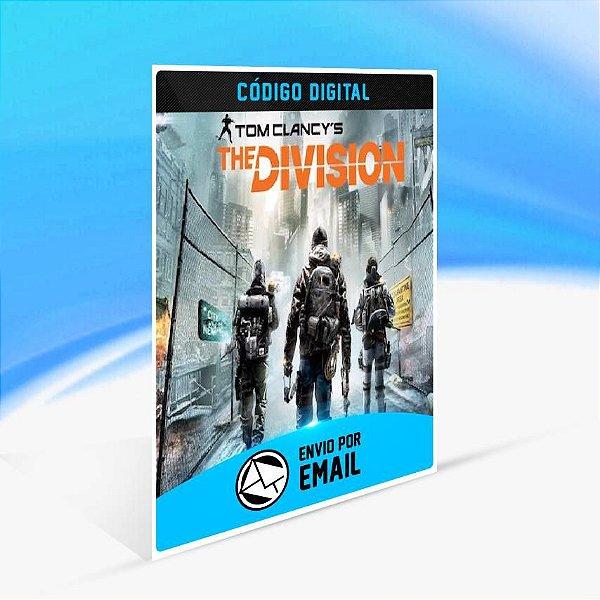 Tom Clancy's The Division Edição Standard ORIGIN - PC KEY
