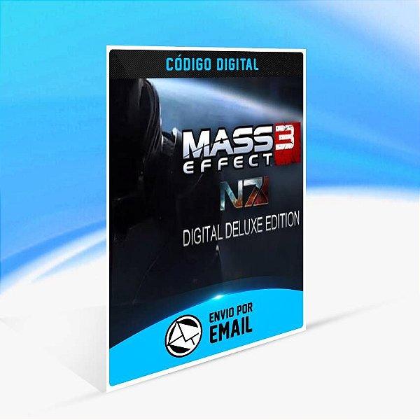 Mass Effect 3 N7 Digital Deluxe Edition ORIGIN - PC KEY