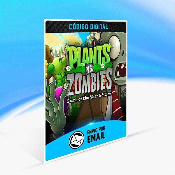 Plants vs. Zombies Edição Game of the Year ORIGIN - PC KEY