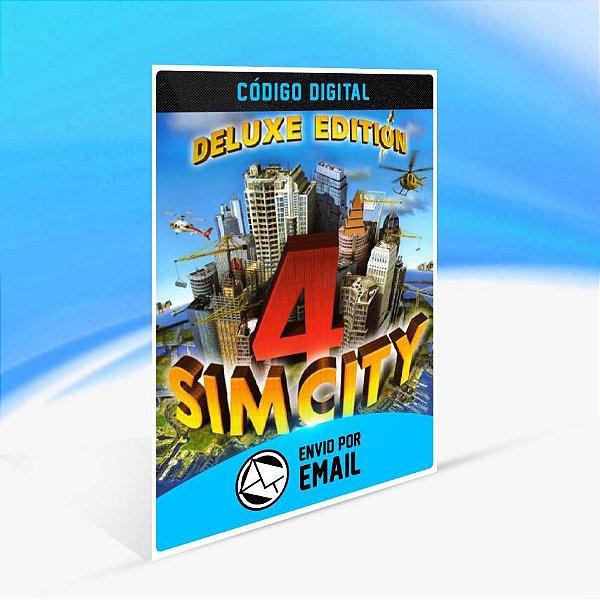 SimCity 4 Deluxe Edition ORIGIN - PC KEY