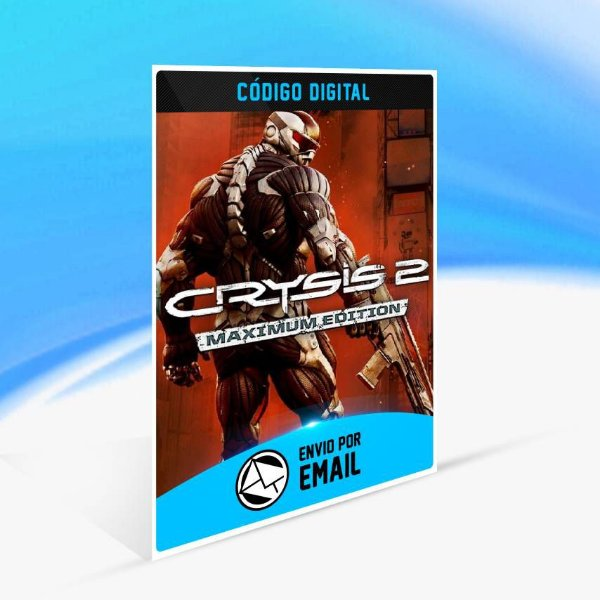 Crysis 2 Maximum Edition ORIGIN - PC KEY