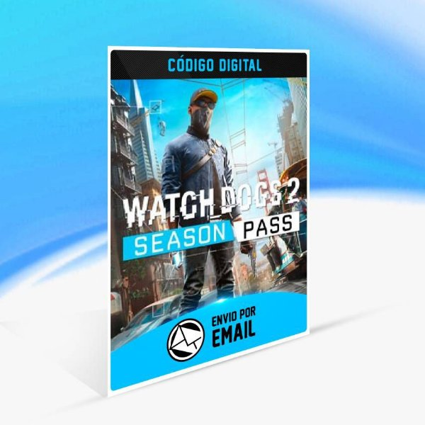 Watch_Dogs 2 - Season Pass ORIGIN - PC KEY