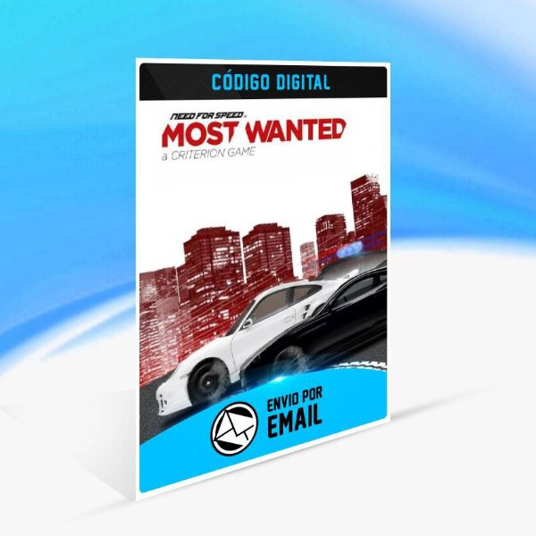 Need for Speed Most Wanted ORIGIN - PC KEY