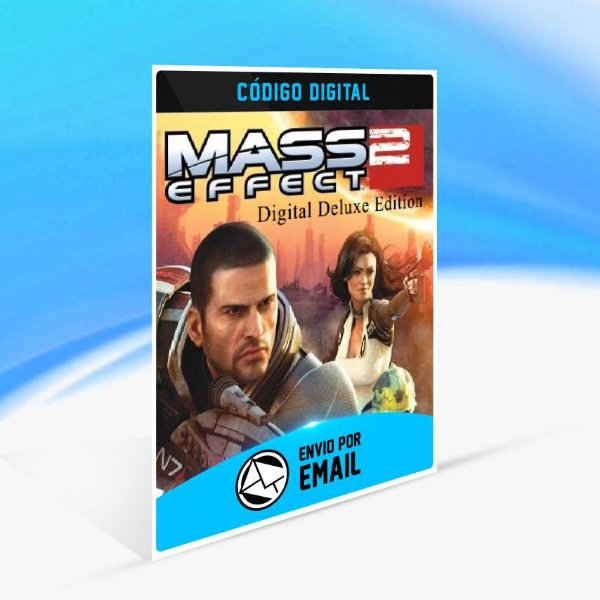 Mass Effect 2 Digital Deluxe Edition ORIGIN - PC KEY