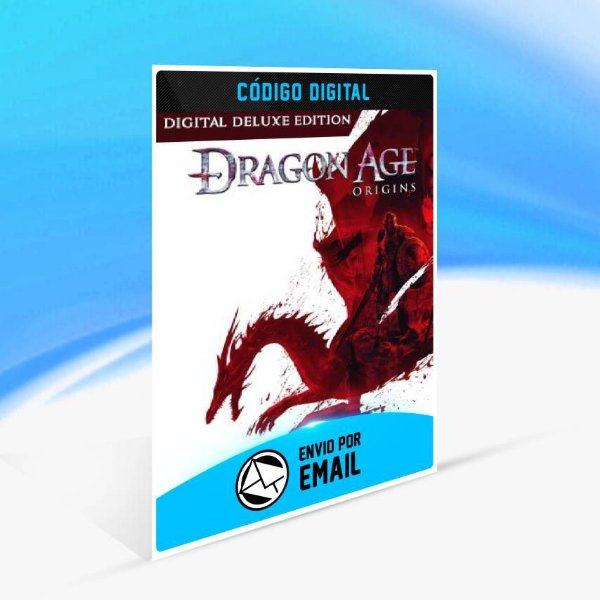 Dragon Age: Origins Digital Deluxe Edition ORIGIN - PC KEY