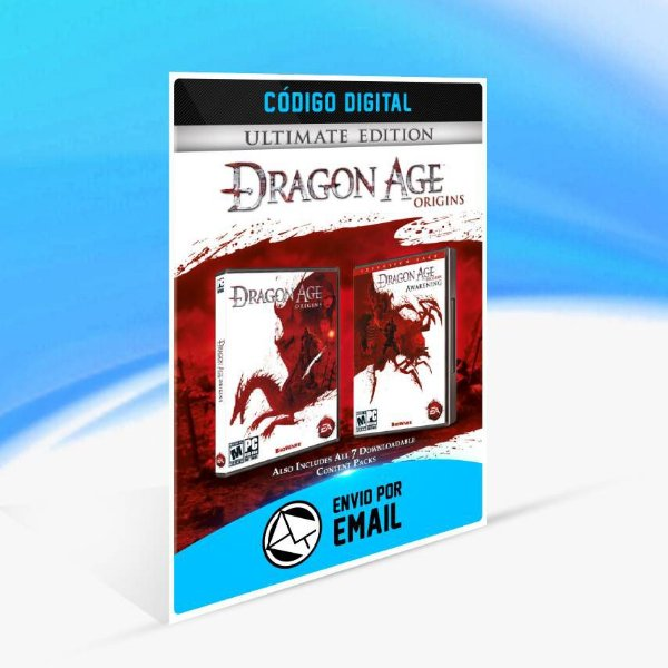 Dragon Age: Origins - Ultimate Edition ORIGIN - PC KEY