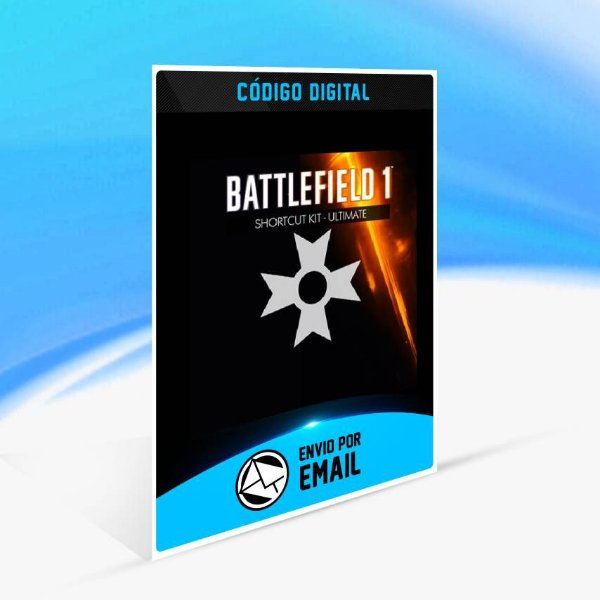 Battlefield 1 Shortcut Kit: Conjunto Ultimate ORIGIN - PC KEY