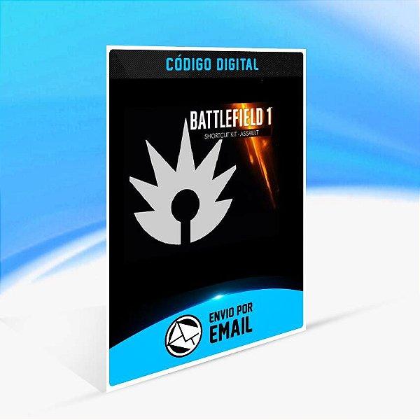 Battlefield 1 Shortcut Kit: Conjunto Assault ORIGIN - PC KEY