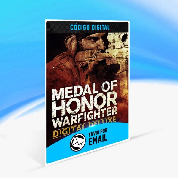 Medal of Honor Warfighter Digital de Luxo ORIGIN - PC KEY