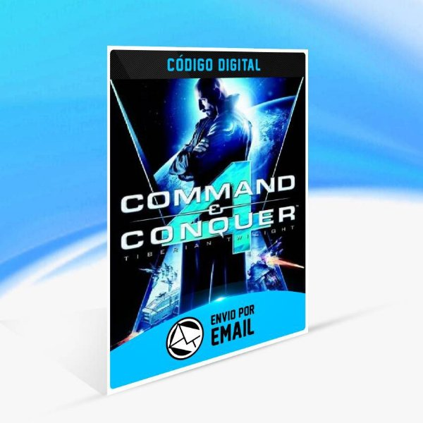 Command & Conquer 4 Tiberian Twilight Edição Standard ORIGIN - PC KEY