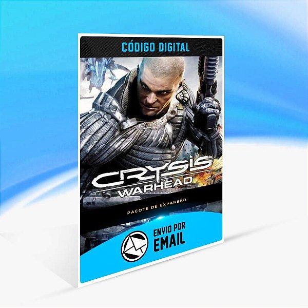 Crysis Warhead Pacote de Expansão ORIGIN - PC KEY