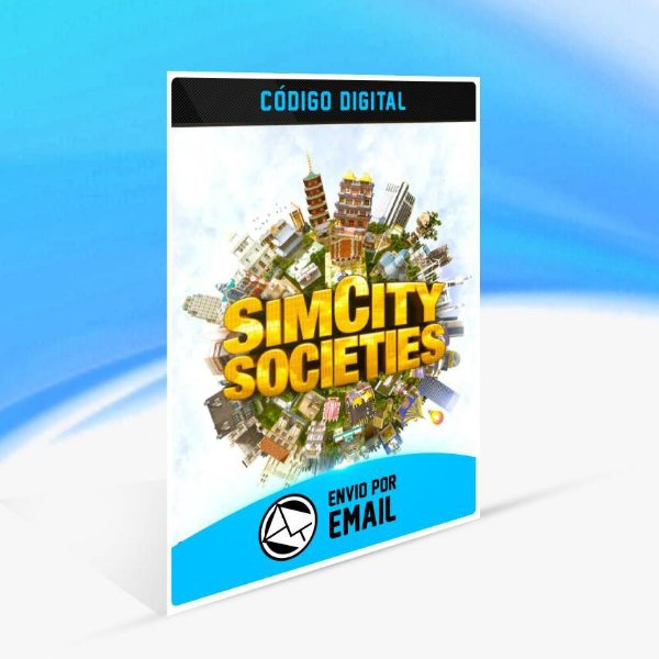 SimCity Sociedades ORIGIN - PC KEY