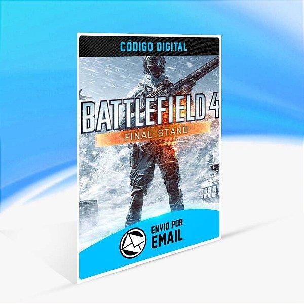 Battlefield 4 Final Stand ORIGIN - PC KEY