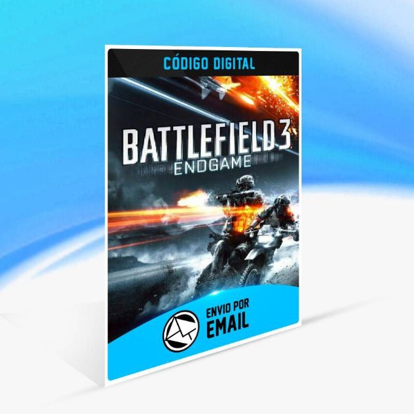 Battlefield 3: End Game ORIGIN - PC KEY
