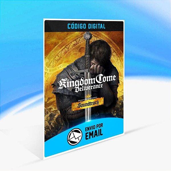 Trilha Sonora Original de Kingdom Come: Deliverance ORIGIN - PC KEY