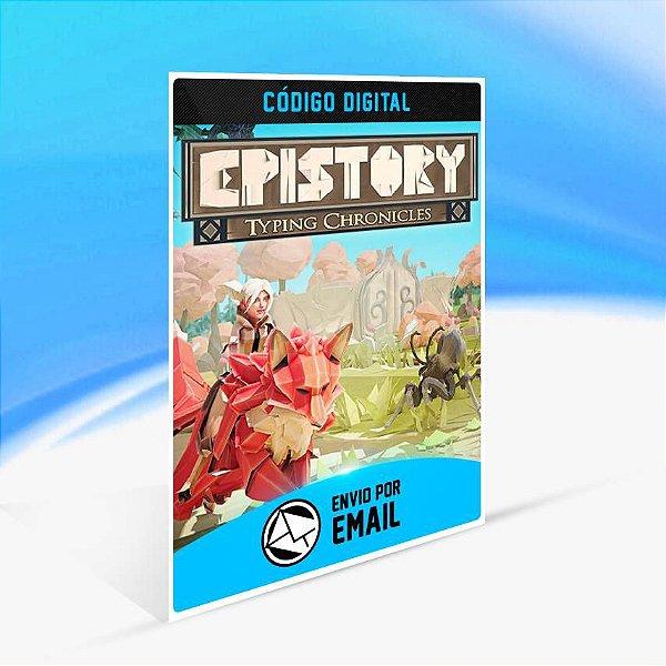 Epistory - Typing Chronicles ORIGIN - PC KEY