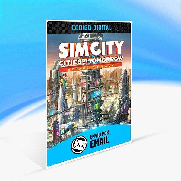 SimCity: Cities of Tomorrow ORIGIN - PC KEY