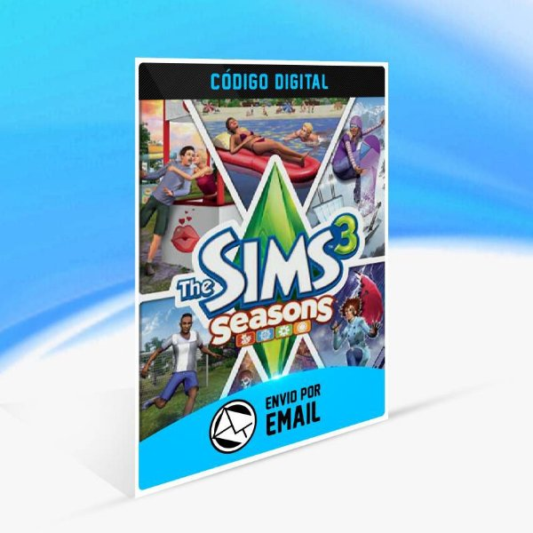 The Sims 3 Estações ORIGIN - PC KEY