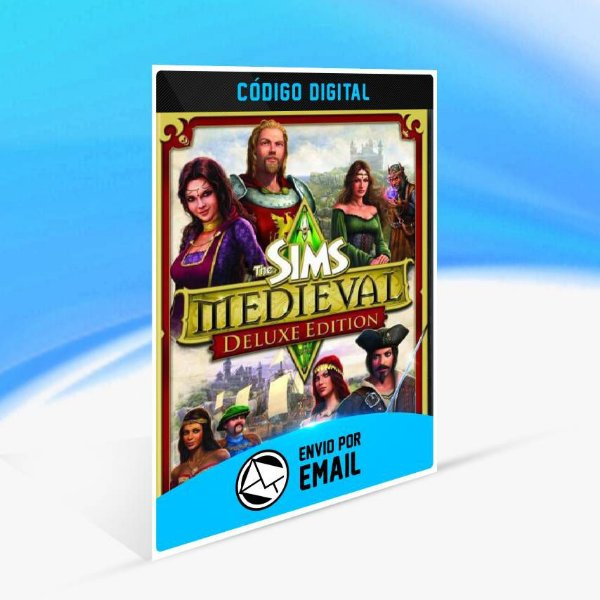 The Sims Medieval Deluxe Pack ORIGIN - PC KEY