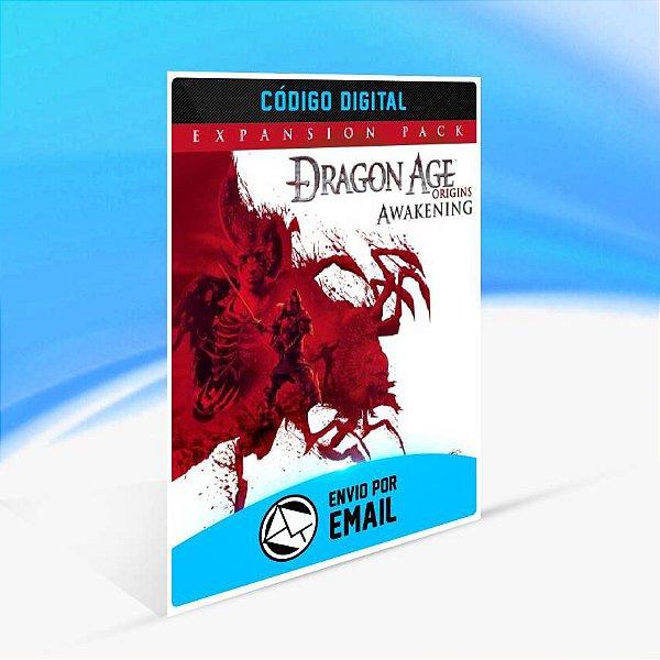 Dragon Age: Origins - Awakening Pacote de Expansão ORIGIN - PC KEY