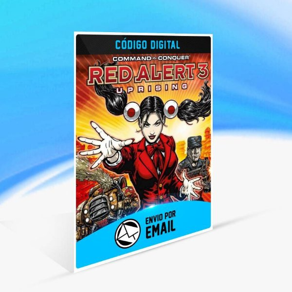 Command & Conquer Red Alert 3: Uprising ORIGIN - PC KEY