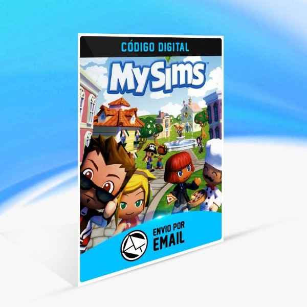 MySims ORIGIN - PC KEY