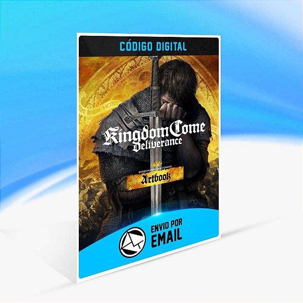 Livro de arte de Kingdom Come: Deliverance ORIGIN - PC KEY