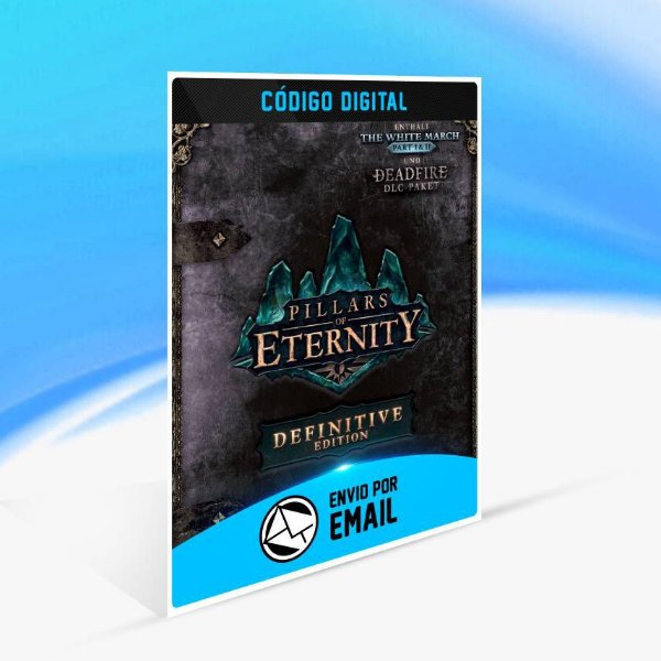 Pillars of Eternity: Definitive Edition ORIGIN - PC KEY