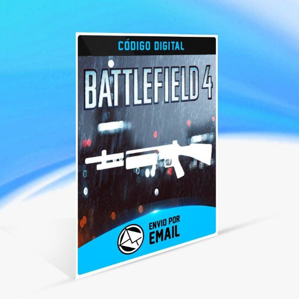 Battlefield 4 - Kit de atalhos de espingardas ORIGIN - PC KEY