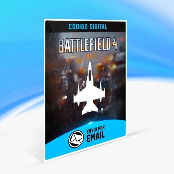 Battlefield 4 - Kit de atalhos para veículos aéreos ORIGIN - PC KEY