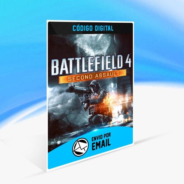 Battlefield 4 Second Assault ORIGIN - PC KEY