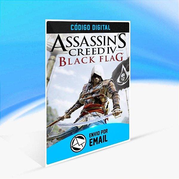 Assassin's Creed IV Black Flag Edição Standard ORIGIN - PC KEY