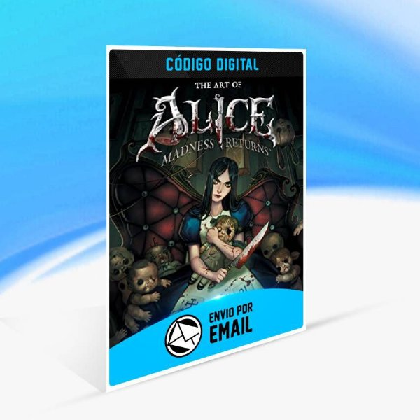 Alice: Madness Returns ORIGIN - PC KEY