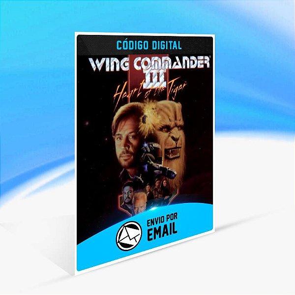 Wing Commander III: Heart of the Tiger ORIGIN - PC KEY