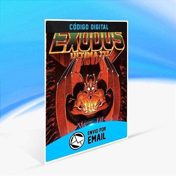 Ultima III: Exodus ORIGIN - PC KEY