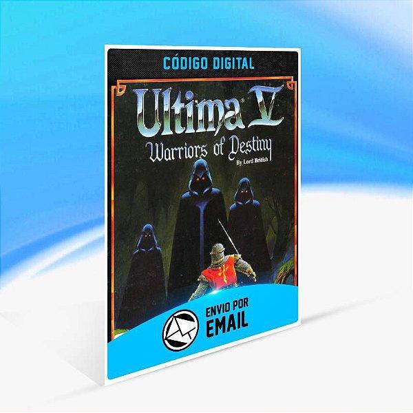 Ultima V: Warriors Of Destiny ORIGIN - PC KEY
