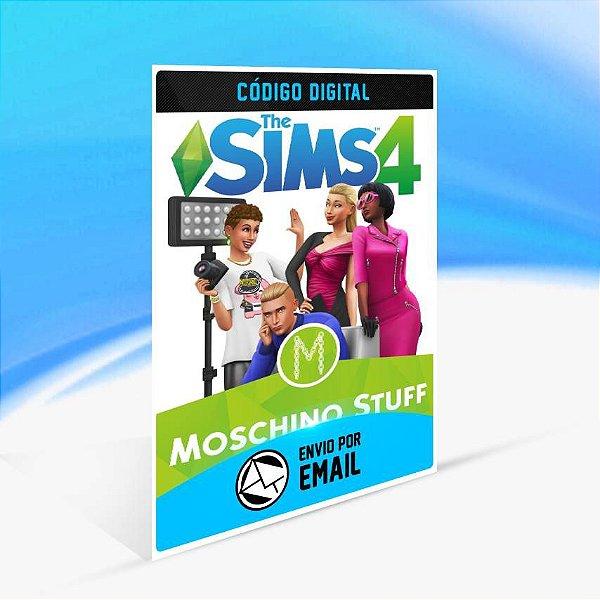 The Sims 4 Moschino Coleção de Objetos ORIGIN - PC KEY